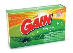 Gain Powder Detergent - Coin Vend