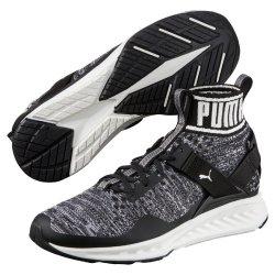 wholesale dealer 6540d 40b29 Puma Men's Ignite Evoknit Running Shoes - Black white | R | Running Shoes |  PriceCheck SA