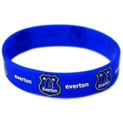 Everton - Club Crest Single Wristband