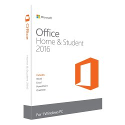 Microsoft Office 2016 Home & Student For 1 User On 1 Device