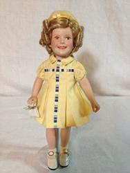 Stowaway - Porcelain Doll From The Shirley Temple Movie Classics By Danbury Mint By Danbury Mint