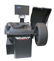 Gt- Eagle - Passenger Wheel Balancer With Laser Pointer Max Rim Diameter- 28 Max Wheel Weight - 70KG