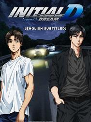 Initial D Legend 3: Dream English Subtitled