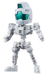 Bandai 225765 Cross Silhouette Frame Sdgcs Model Kit White From Mobile Suit Gundam