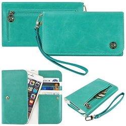 8d78d591c3a9 MyBat Case+stand Pu Leather Purse clutch pouch wallet Fits Apple Htc LG  Motorola Zte Etc. Universal Women's Cute Wristlet Strap   R875.00    Cellphone ...