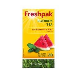 Freshpak Tea 20'S Rooibos Fldname = 'fragrance' Fldname = 'fragrance' - Watermel