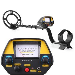 Metal Detector MD3031 Underground Treasure Hunter Professional Gold Detector With 3 Operating M