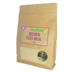 Truefood Golden Flax Meal Organic