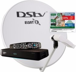 DStv Explora 2 Fully Installed