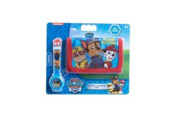 Paw Patrol Wallet And Watch Set