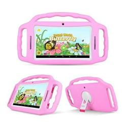 "7"" Kids Tablet Android 9.0 Quad Core 2GB RAM + 16GB Rom Safety Eye Protection Screen Per-installed Iwawa App Parental Control 0."