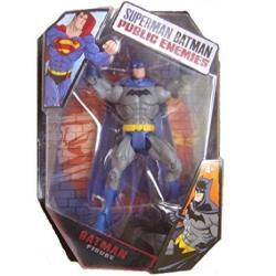 Mattel Dc Superman Batman Public Enemies Action Figure Batman Build Brimstone Piece Blue Cape