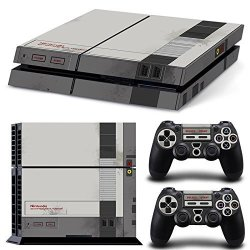 ZoomHit PS4 Playstation 4 Console Skin Decal Sticker Old Nes Retro + 2  Controller Skins Set | R625 00 | Games | PriceCheck SA