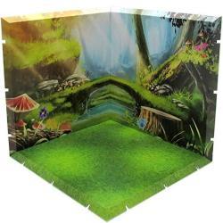 Plm Dioramansion 150: Forest Figure Diorama