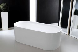 Eurotrend Indy Oval Freestanding Bath