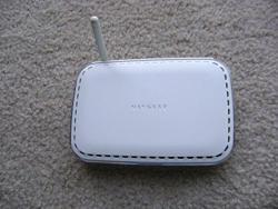 Netgear WGT624 Super-g Wireless Router