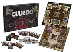 Winning Moves Games Game Of Thrones Cluedo Mystery Board Game