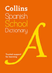 Coll Spanish Sch Dict 3rd Ed