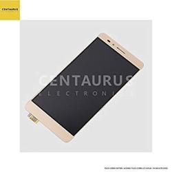 Jaytong Lcd Display & Replacement Touch Screen Digitizer Assembly With Free Tools For Huawei Honor 5X Play GR5 AL10 L23 L24 Black With Frame