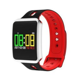 Sony TF1 Nordic 52832 Chip IP68 Waterproof Heart Rate Bluetooth 4.0 Smart Watch For Mobil