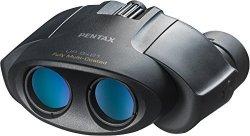 Pentax Up 8X21 Black Binoculars Black