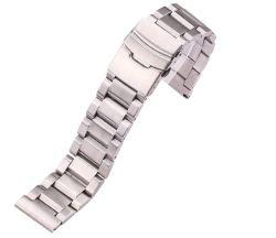 22MM Stainless Steel Watch Bracelet