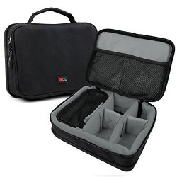 Duragadget Protective Eva Case In Grey For The Zoom H1 Zoom H2n
