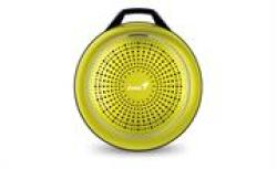 Genius SP-906BT M2 Plus Portable Bluetooth Speaker in Gold