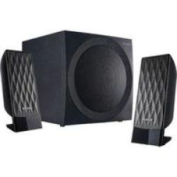 Microlab M-300BT Bluetooth Subwoofer Speaker 2.1 Channelblack
