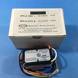 Lvs Inc EPC-A-277V 10AMP 277V Emergency Power Control Junction