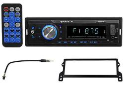 Rockville 02-06 MINI Cooper In-dash Car Digital Media Bluetooth AM FM MP3 Usb sd Receiver