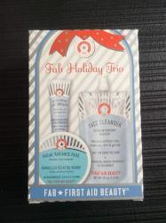 Fab First Aid Beauty Holiday Trio