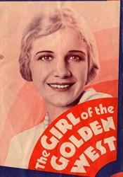 USA Girl Of The Golden West Original Movie Herald 1930 Ann Harding