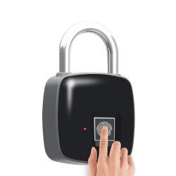 P3 Smart Fingerprint Door Lock Padlock Safe USB Charging Waterproof Keyless Ant