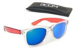 BOOM Spectrum Polarized Sunglasses - Merica