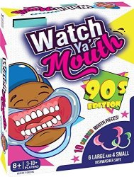 Skyler Innovations Watch Ya Mouth 90S Edition Party Card Game