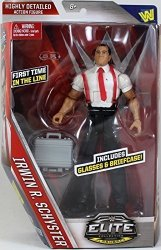 Mattel Irs - Wwe Elite 40 Toy Wrestling Action Figure By Wrestling By Wrestling