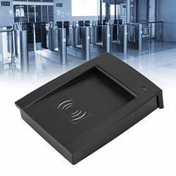 Nannday Rfid Reader Writer 125-134.2KHZ Portable Rfid Reader Writer With LED USB For Fdx-a Fdx-b Chips Entrance Guard Access Control System Used