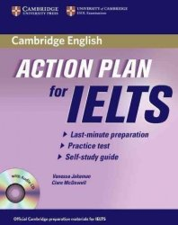 Action Plan For Ielts Self-study Pack General Training Module Cambridge Books For Cambridge Exams
