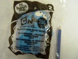 Mcdonalds Blooregard Wacky Writer Happy Meal Toy By Mcdonalds' Happy Meal