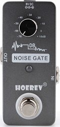 Noise Gate For Guitar And Bass Noise Reduction With High Sensitivity Noise Gate Controller