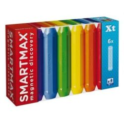 Smartmax Magnetic Discovery Extension Set - 6 Large Bars