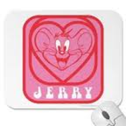 Disney TJ Mouse Pad in Pink