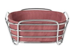 Blomus Bread Basket Delara - Square Small Withered Rose