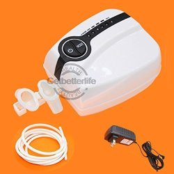 Getbetterlife Portable Makeup MINI Tattoo Compressor Airbrush Airhouse Foothold Plug For Cake Kit