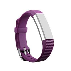 I-SMILE Newest Replacement Wristband With Secure Clasps For Fitbit Alta Fitbit Alta Hr Only No Tracker Replacement Bands Only