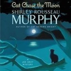 Cat Chase The Moon - A Joe Grey Mystery Standard Format Cd