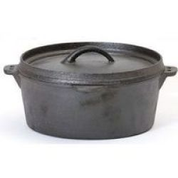 Megamaster Size 10 Flat Pot