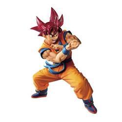 Banpresto Dragonball Super Blood Of Saiyans -special Vi- Super Saiyan God Goku