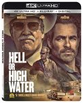 Lionsgate Hell Or High Water Blu-ray